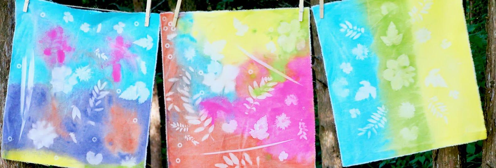 Textilfärger